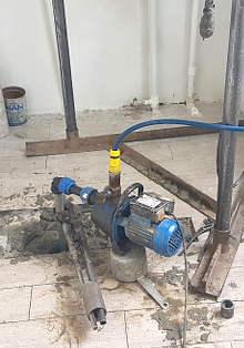 Бурение скважин на воду абиссинский колодец в доме
