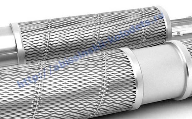Щелевой фильтр для скважин