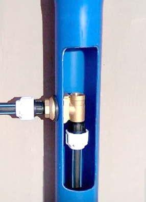 Адаптер артезианских скважин (Бурение скважин на воду)